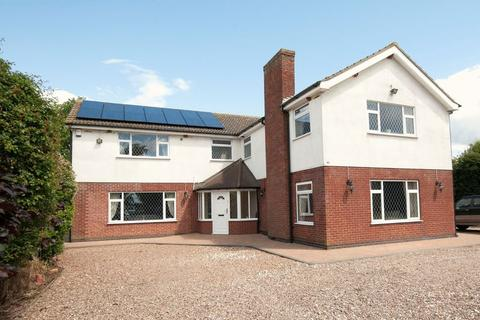 5 bedroom detached house for sale - West Hann Lane, Barrow-Upon-Humber, DN19