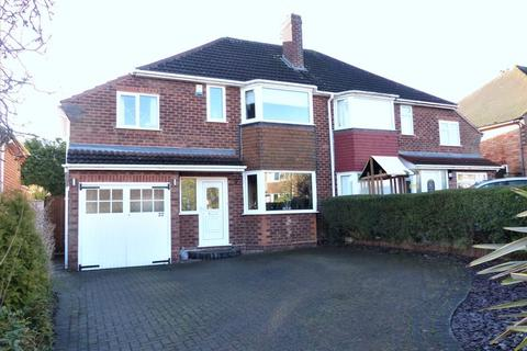 4 bedroom semi-detached house for sale - Eastleigh Croft, Sutton Coldfield