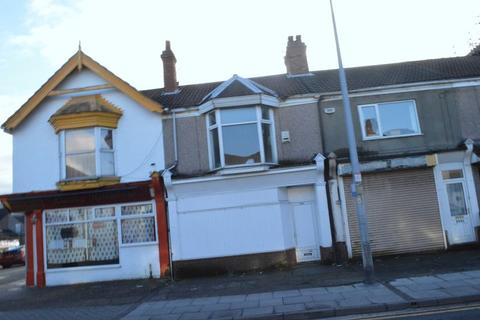 3 bedroom terraced house for sale - Wellington Street, Grimsby