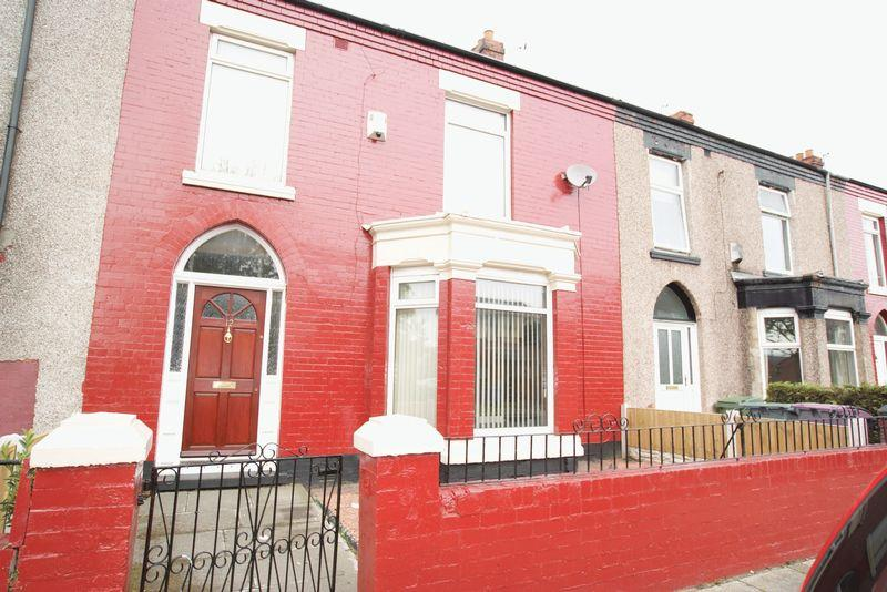 4 Bedrooms House for sale in Ashfield, Wavertree