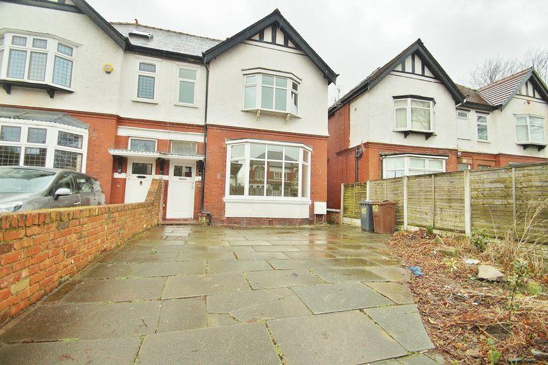 5 Bedrooms Semi Detached House for sale in Forest Road, Southport
