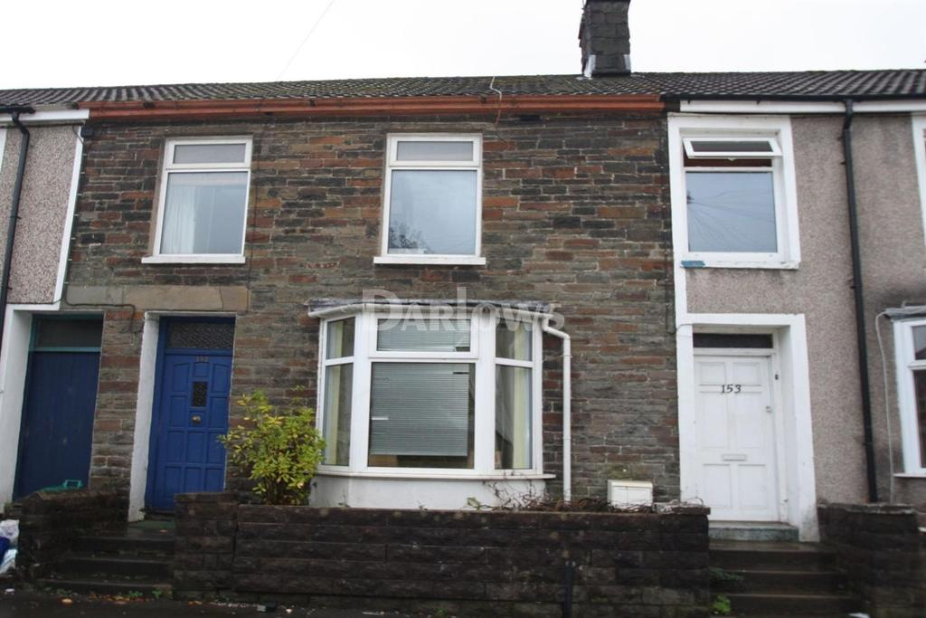 4 Bedrooms Terraced House for sale in Wood Road, Treforest