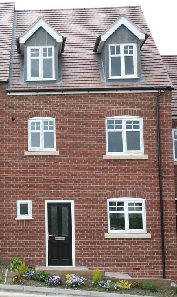4 Bedrooms Mews House for sale in Plot 3 (The Whitby), Highfields Gardens, High Mount Street, Hednesford, WS12 4BN
