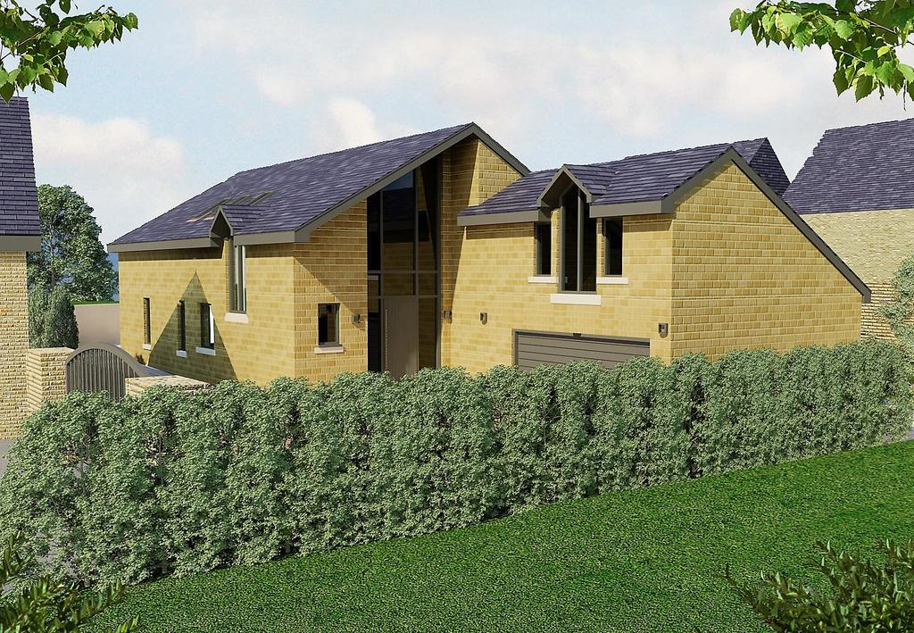 4 Bedrooms Detached House for sale in The Old Court, Smithfield Avenue, Hipperholme HX3 8HZ