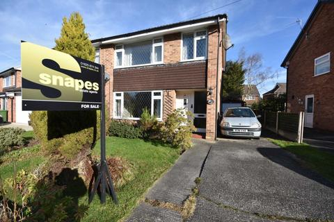 3 bedroom semi-detached house for sale - VERNON ROAD, POYNTON