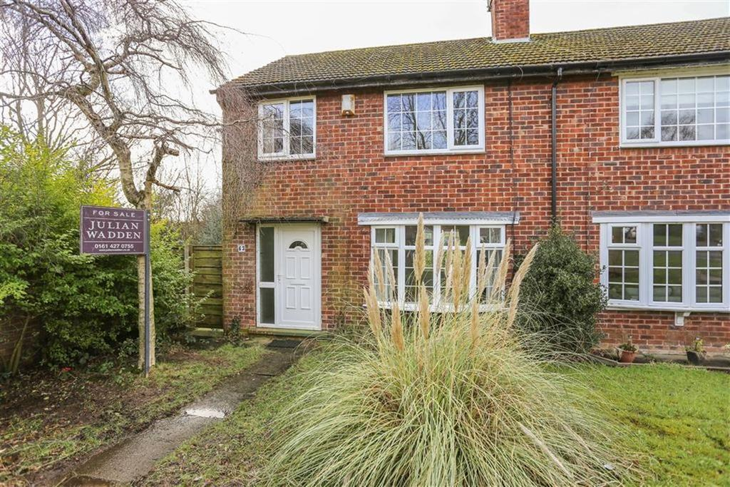 3 Bedrooms Semi Detached House for sale in Edwards Way, Marple, Cheshire