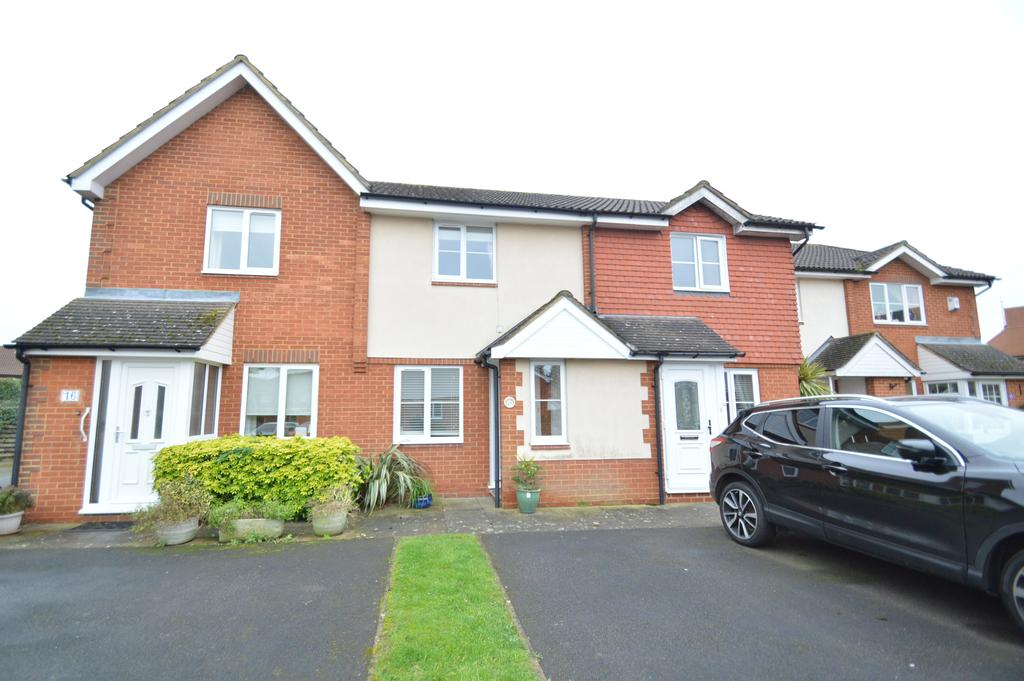 2 Bedrooms Terraced House for sale in Sullivans Reach, WALTON ON THAMES KT12