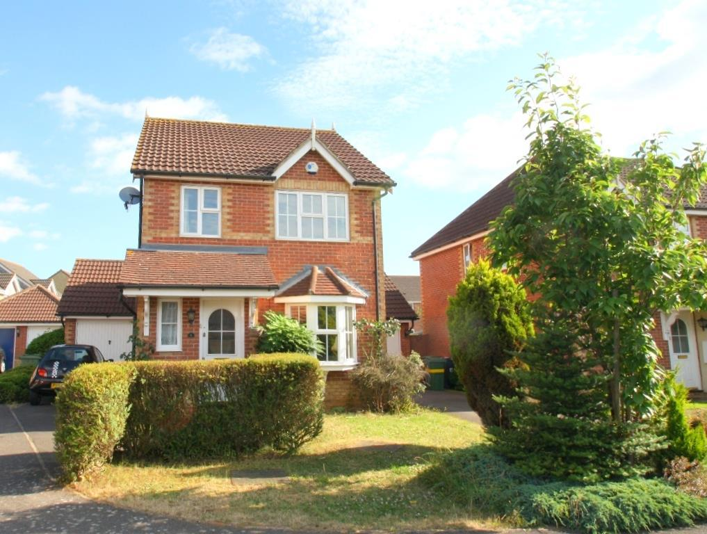 3 Bedrooms Detached House for sale in Foster Clarke Drive, Boughton Monchelsea, Maidstone