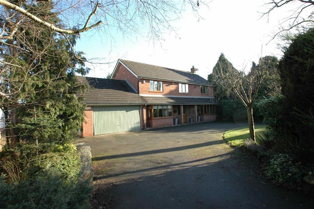 4 Bedrooms Detached House for sale in Whitchurch Road, Rowton, Chester