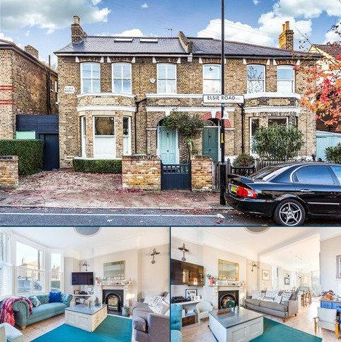 5 bedroom semi-detached house for sale - Elsie Road, London, SE22