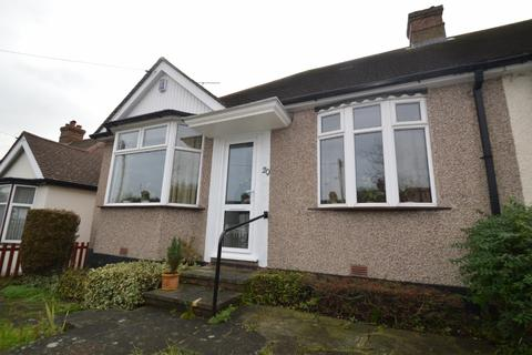 2 bedroom terraced bungalow for sale - Irwin Avenue, Plumstead, London SE18