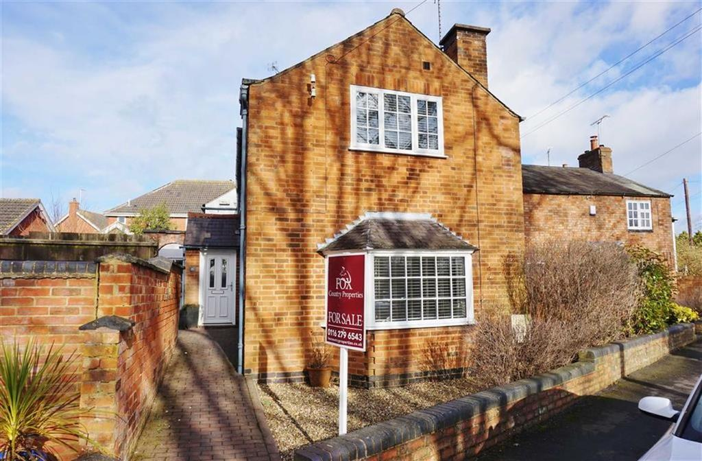 2 Bedrooms Semi Detached House for sale in Kibworth Beauchamp