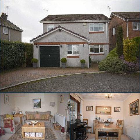 4 bedroom detached house for sale - Tudor Court, Murton, Swansea