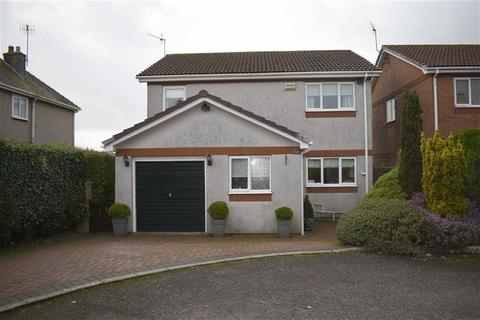 4 bedroom detached house for sale - Tudor Court, Murton, Swansea