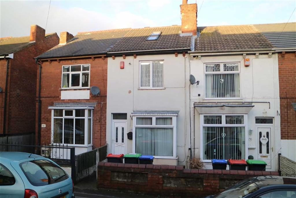 3 Bedrooms Terraced House for sale in Lime Street, Sutton In Ashfield, Notts, NG17