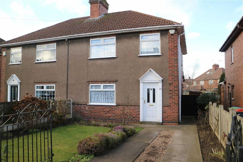 3 Bedrooms Semi Detached House for sale in Dalestorth Street, Sutton In Ashfield, Notts, NG17