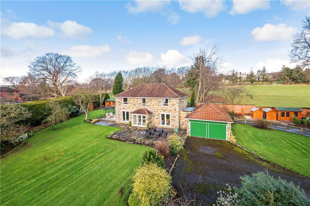 4 Bedrooms Detached House for sale in Dishforth Road, Sharow, Ripon, North Yorkshire