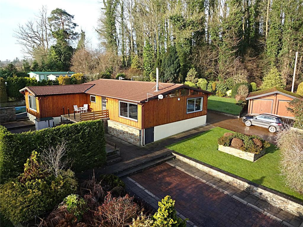 4 Bedrooms Detached Bungalow for sale in Esgair Y Gog, Bronllys, Brecon, Powys