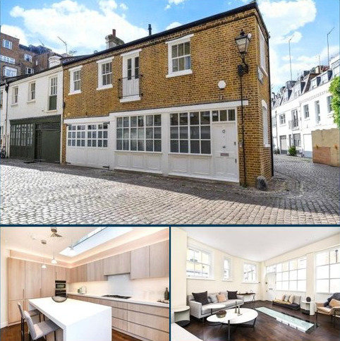 3 bedroom mews to rent - Lancaster Mews, London, W2