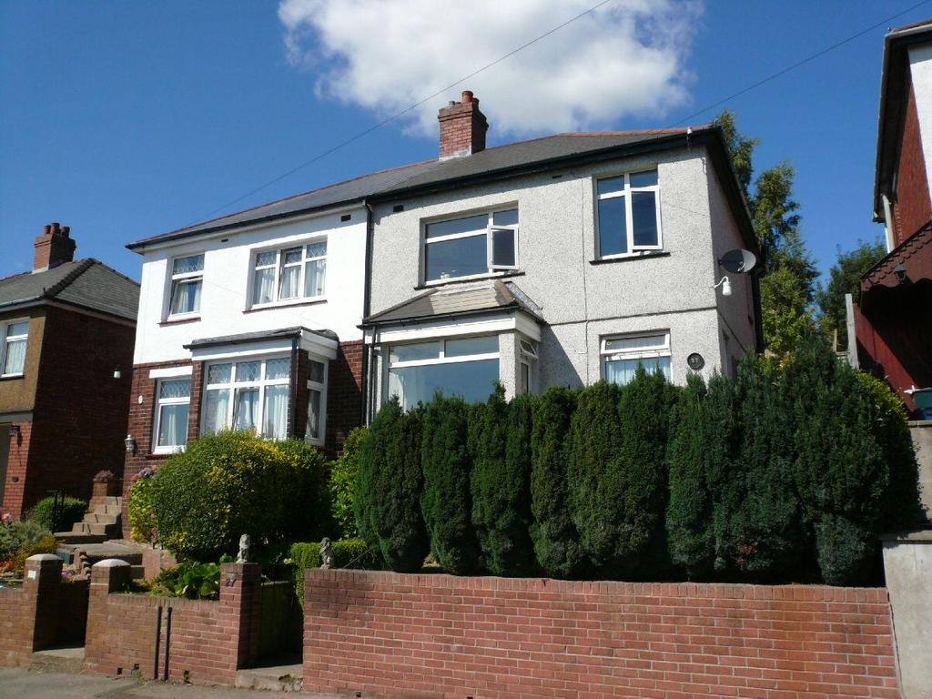 3 Bedrooms Semi Detached House for sale in Milton Road