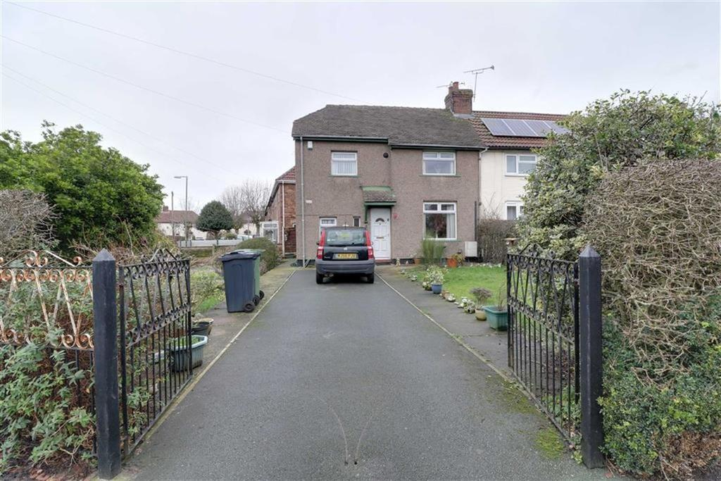 2 Bedrooms Semi Detached House for sale in Roberts Drive, Rudheath, Northwich, Cheshire