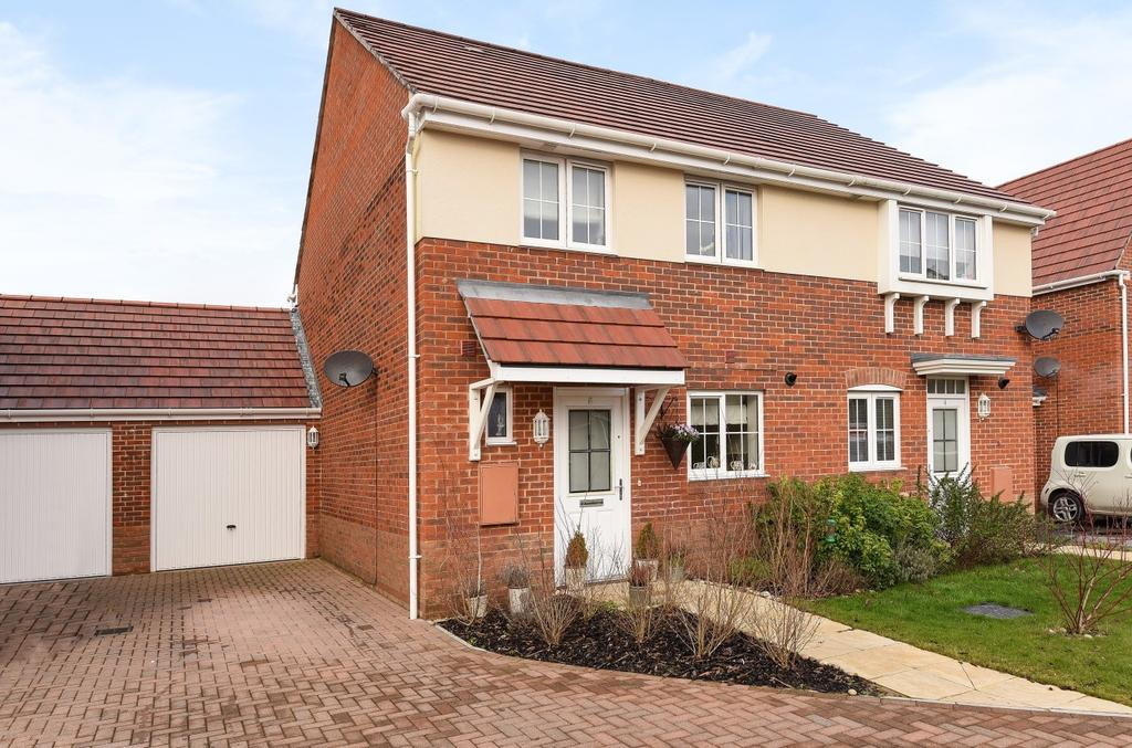 3 Bedrooms Semi Detached House for sale in Wood Hill Way, Felpham, Bognor Regis, PO22
