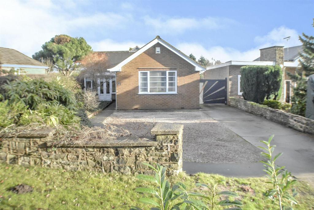3 Bedrooms Detached Bungalow for sale in Lime Grove, Forest Town, Mansfield