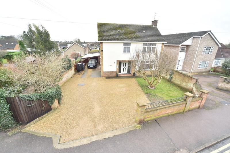 3 Bedrooms Detached House for sale in Mill Road, Lakenheath, Brandon