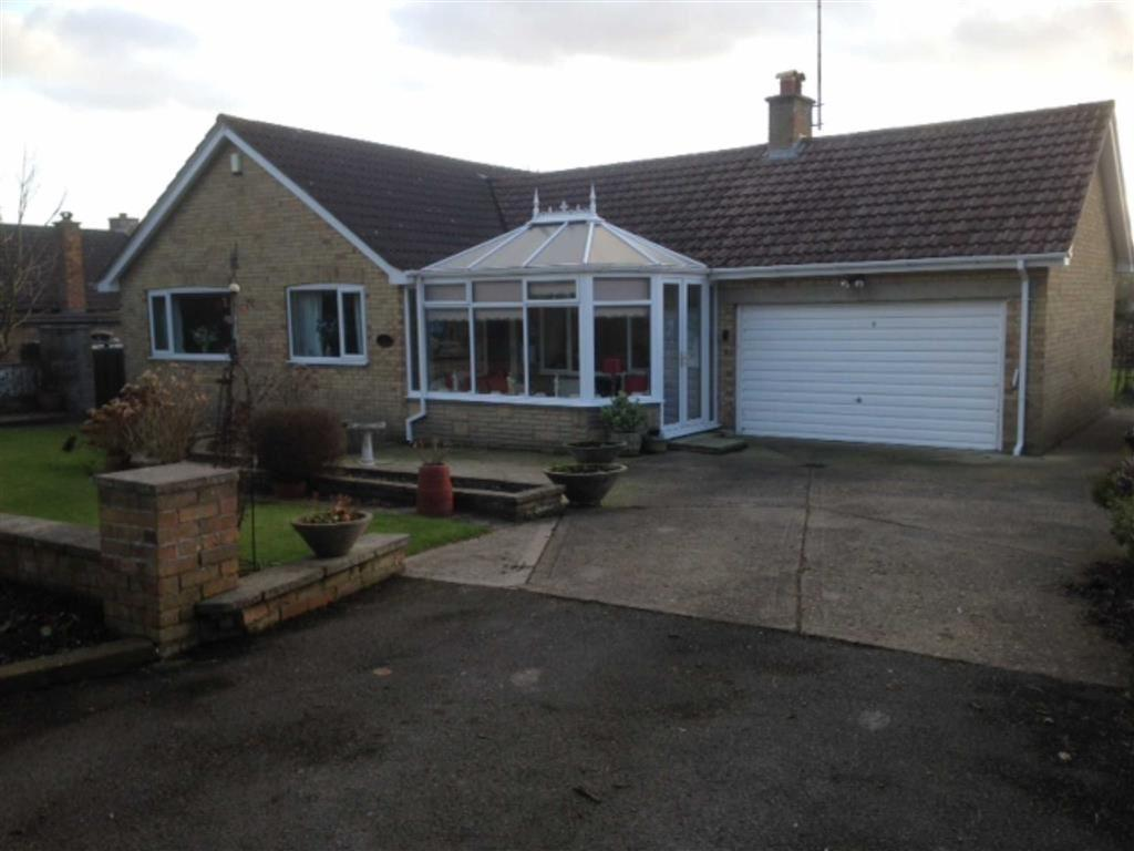 3 Bedrooms Detached Bungalow for sale in Marton Lane, Rudston, YO25
