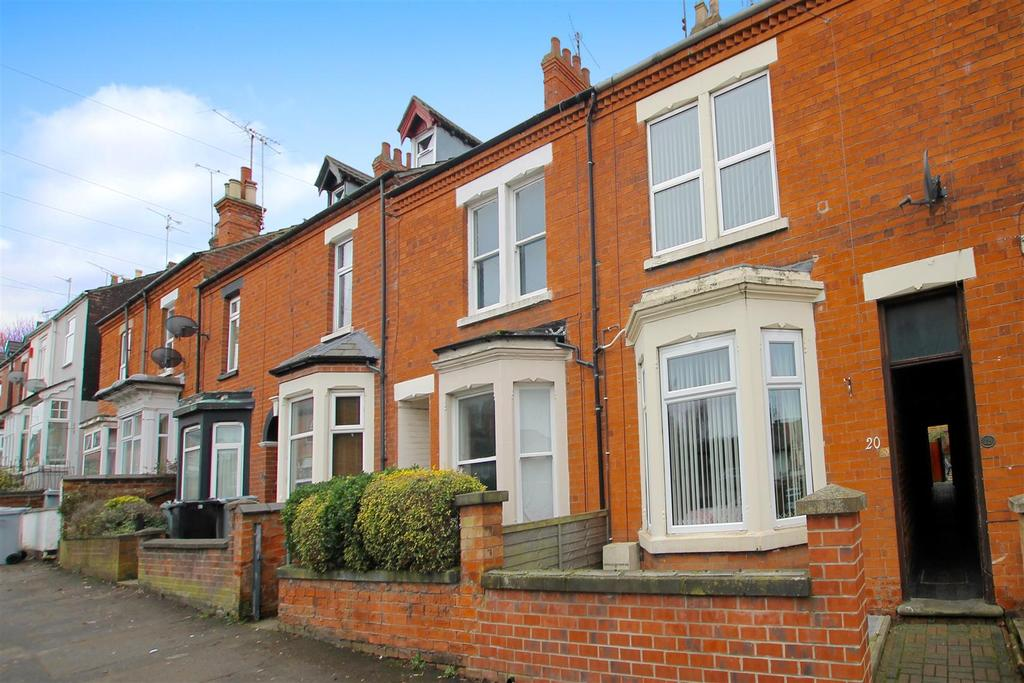 3 Bedrooms Terraced House for sale in Houghton Road, Grantham
