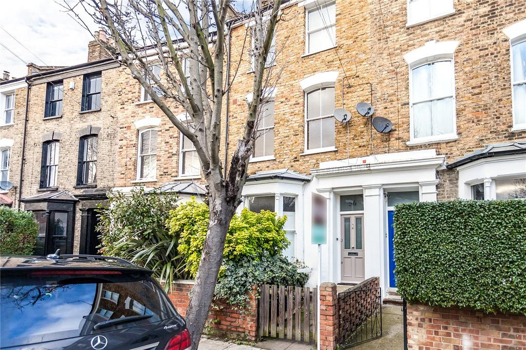 3 Bedrooms Flat for sale in Bryantwood Road, London, N7