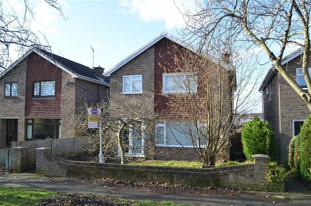 4 Bedrooms Detached House for sale in Pennine Walk, Little Sutton, CH66