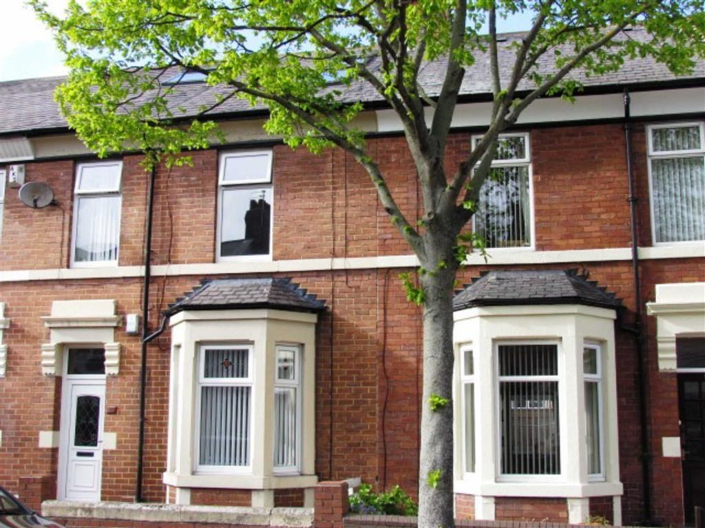 4 Bedrooms Terraced House for sale in Queen Alexandra Road, North Shields