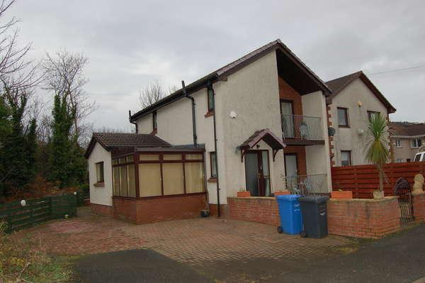 2 Bedrooms Detached House for sale in Cumbrae View, 1A Hill Street, Largs, KA30 8DX