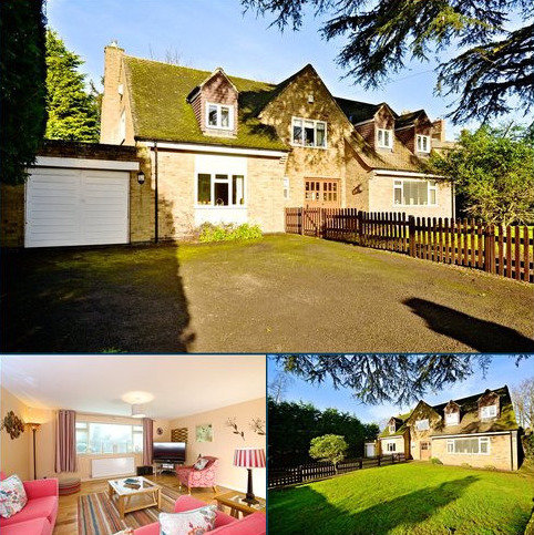 4 bedroom detached house for sale - Church Walk, Great Billing, Northamptonshire