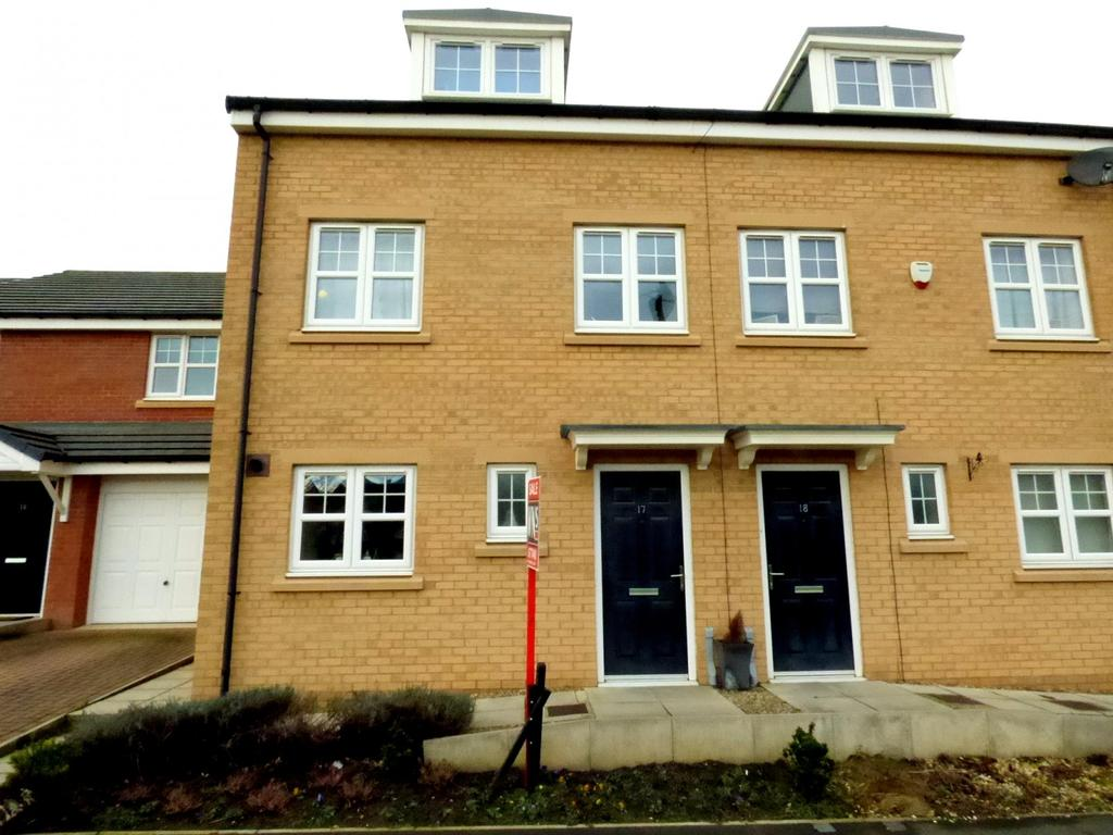 3 Bedrooms Detached House for sale in Scafell Green, Thornaby, Stockton-On-Tees, TS17