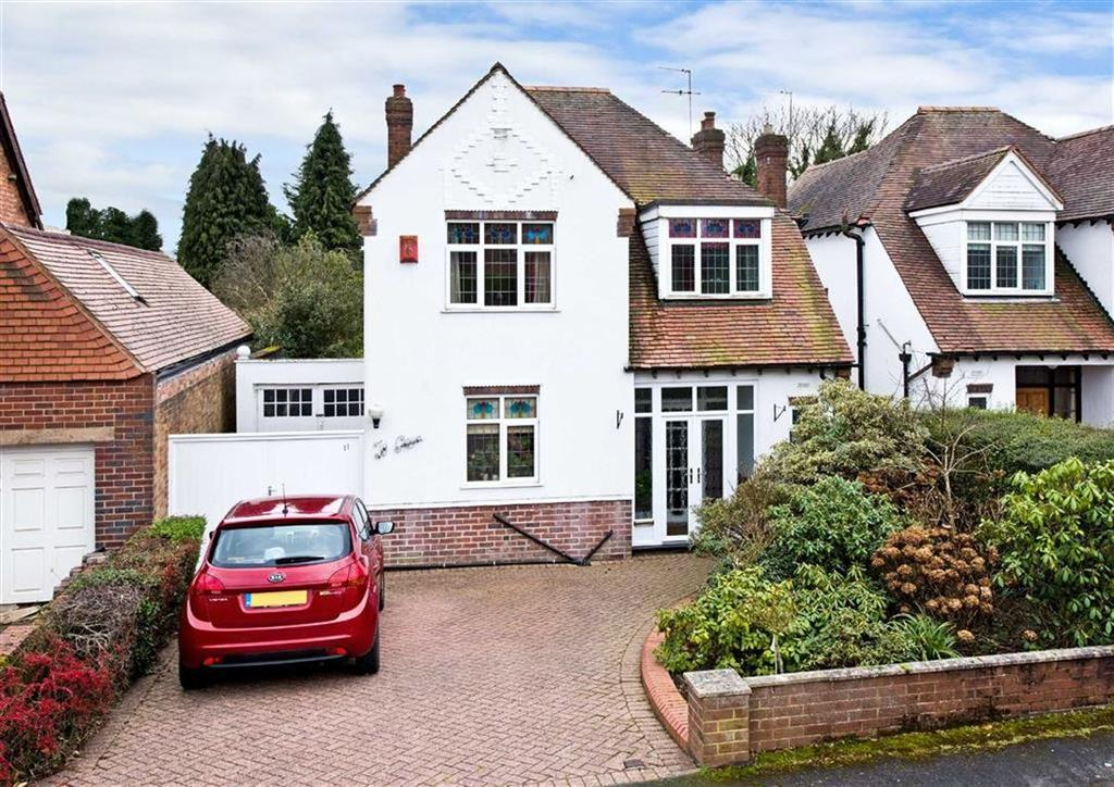 3 Bedrooms Detached House for sale in Ty Gwyn, 11, Springhill Park, Lower Penn, Wolverhampton, South Staffordshire, WV4