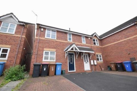 3 bedroom semi-detached house to rent - Georgette Drive Salford M3 7AF