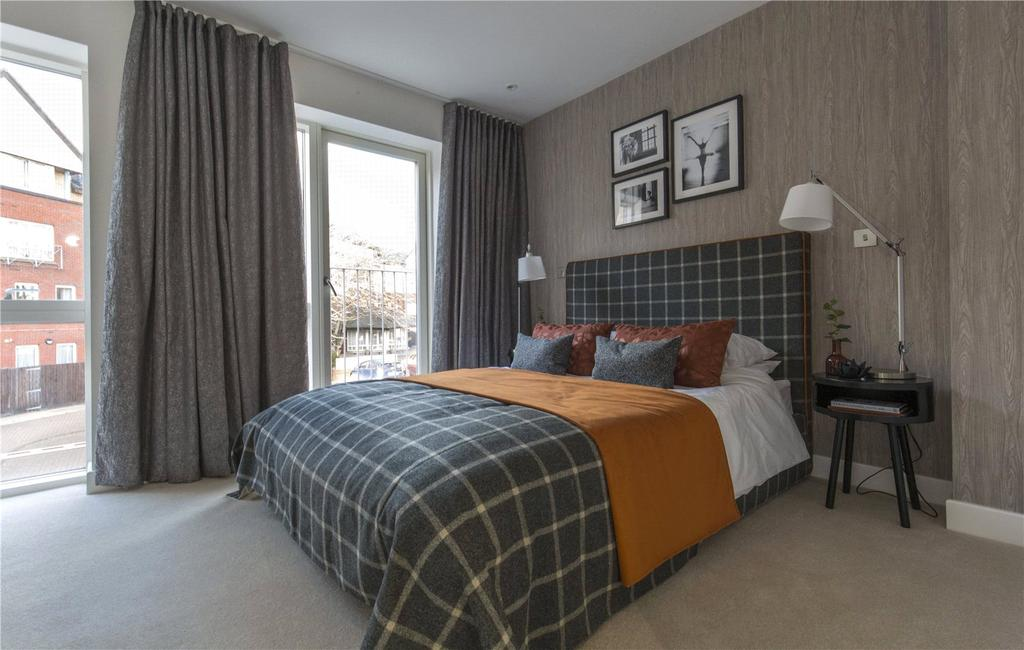 2 Bedrooms Flat for sale in Aberdour Street, Southwark, London, SE1