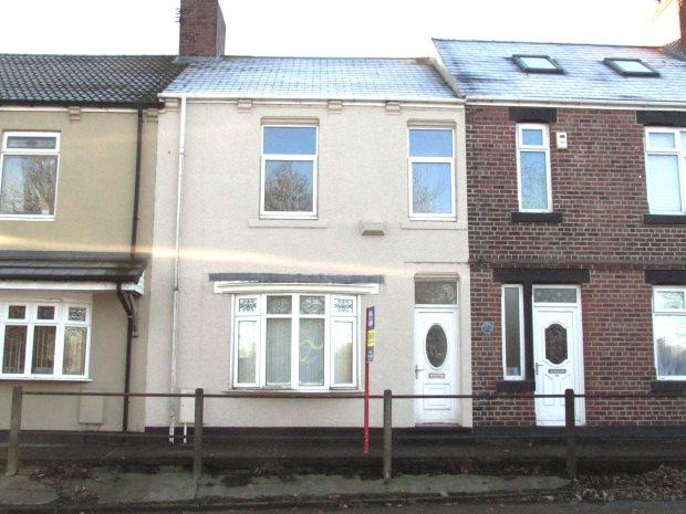 3 Bedrooms Terraced House for rent in FALLOWFIELD TERRACE, SOUTH HETTON, SEAHAM DISTRICT