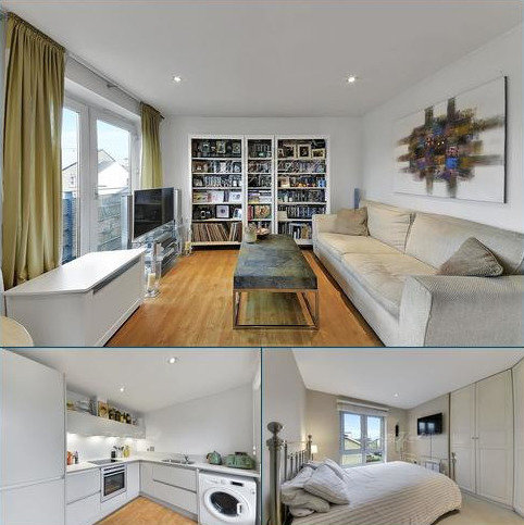 1 bedroom flat for sale - Queensgate House, E3