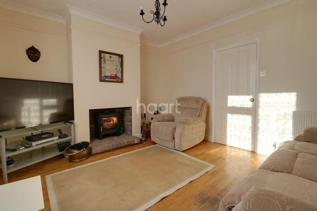 3 Bedrooms Terraced House for sale in Whittlesey