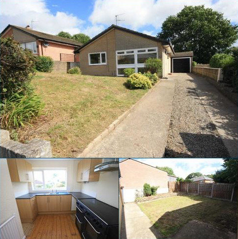 2 bedroom detached bungalow to rent - Thornhurst Avenue, Oswestry