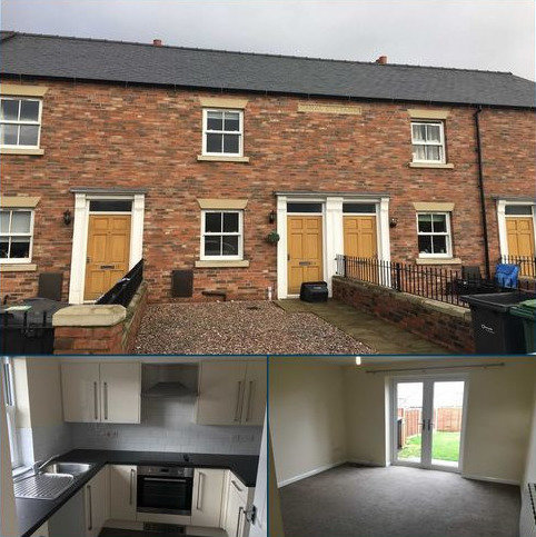 2 bedroom terraced house to rent - New Park Road, Shrewsbury