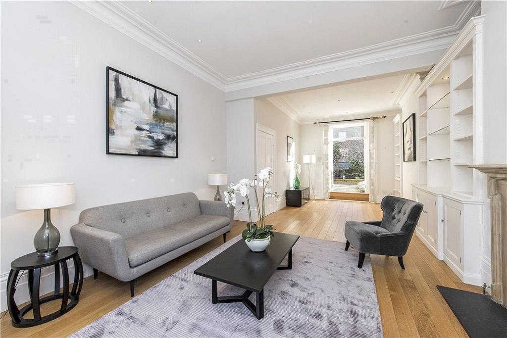 5 Bedrooms Terraced House for sale in Earls Court Gardens, Earls Court, London, SW5