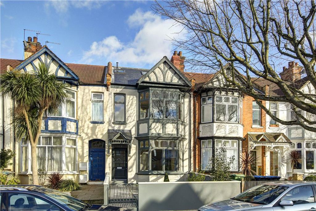 5 Bedrooms Terraced House for sale in Hanover Road, Queen's Park, London, NW10