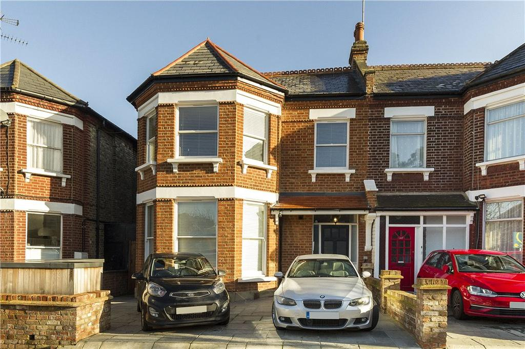 2 Bedrooms Flat for sale in Fordwych Road, West Hampstead, London, NW2