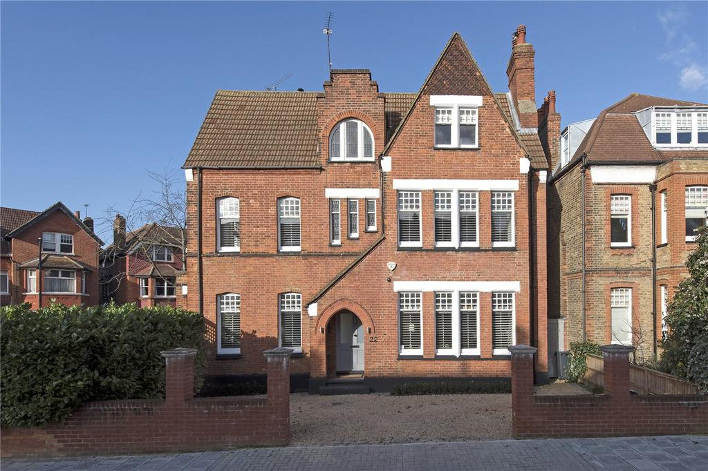 5 Bedrooms Detached House for sale in Rydal Road, Streatham, London, SW16