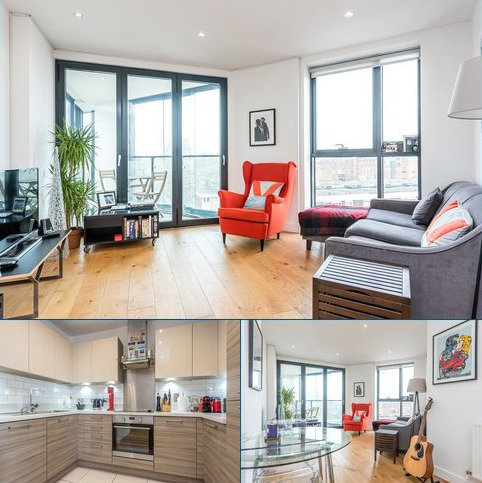 2 bedroom flat to rent - City Mill Apartments, Lee Street, Haggerston, E8