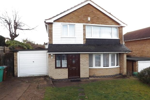 3 Bedrooms Detached House for sale in Abbotsbury Close, Rise Park, Nottingham, NG5